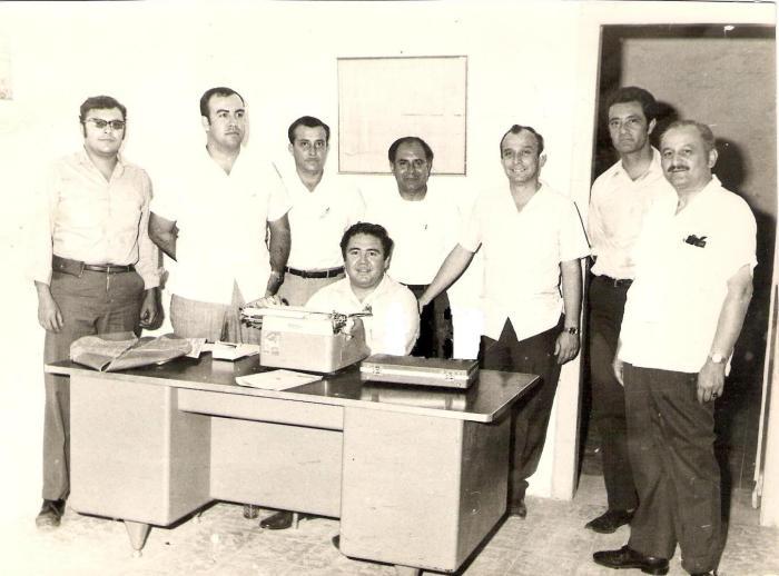 """Fundación del periódico """"El Sudcaliforniano"""""""