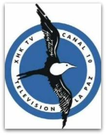 b - canal 10 tv la paz logo