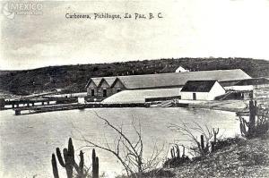 Carbonera de Pichilingue.