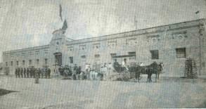 Inauguraciónde hospital Salvatierra - 1894