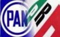 PRI-PAN logos