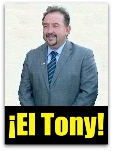 TONY AGUNDEZ NO SE PEINO