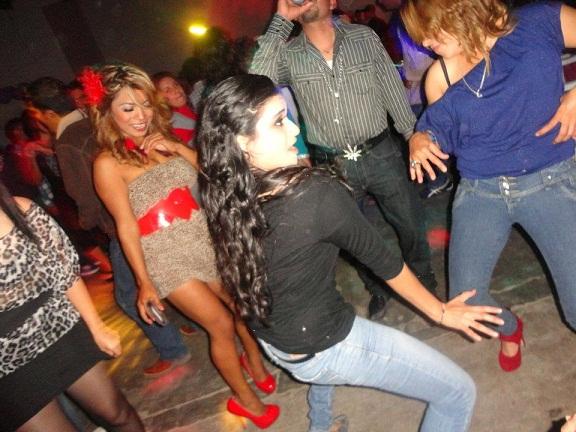 baile mejor que las putas