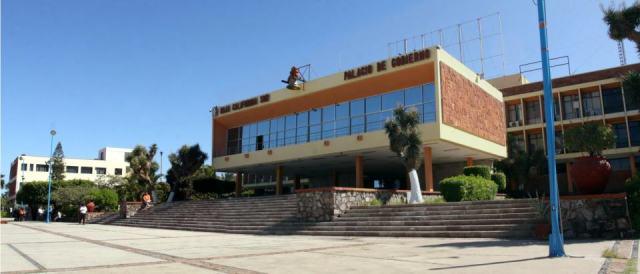 fede palacio de gobierno la paz