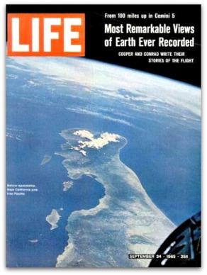 3 - 1 fotografia satelital de baja california sur