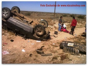 3 - 1 ACCIDENTE EN VIZCAINO VOLCADURA 001