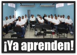 3 - 1 aprenden policias ministeriales curso