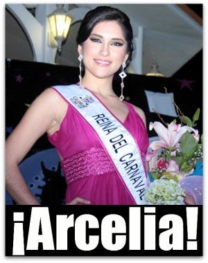 3 - 1 arcelia moyron reina del carnaval 2013