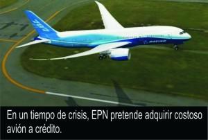 3 - 1 avion de enrique peña nieto