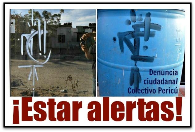 3 - 1 grafitis en la paz