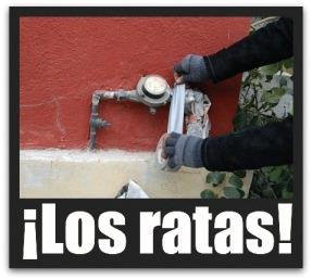 3 - 1 robo de medidor agua potable