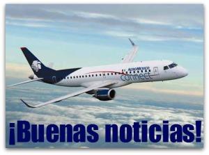 2 - 1 aeromexico vuelo a loreto