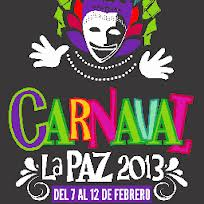 2 - 1 carnaval la paz 2013 logo original