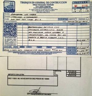 2 - 1 factura oomsapas cabo san lucas 002