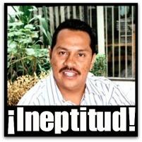 Luis Armando D'az, ex alcalde perredista en Los Cabos, Baja California.