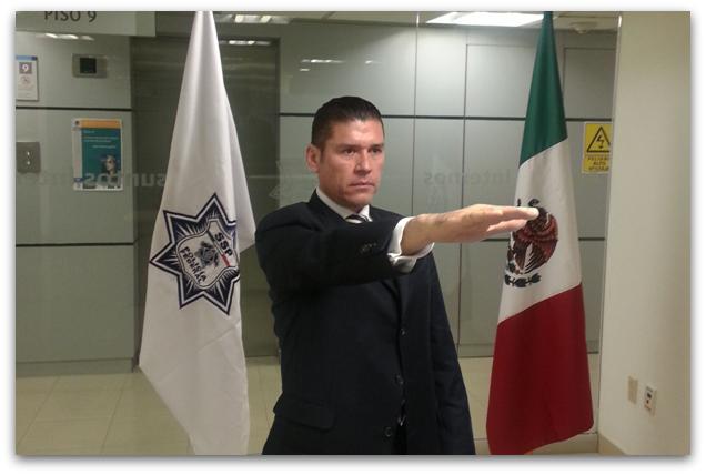 3 - 1 alvaro de la peña jefe de policia federal