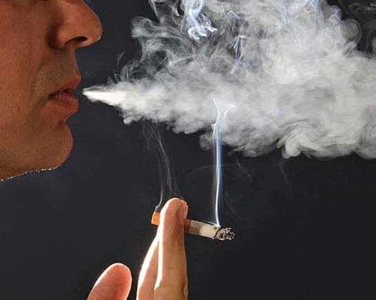 Que alimentación ayuda dejar fumar