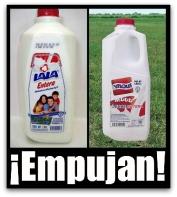 2 - 1 leche