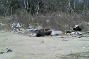 2 - 1 asesinato en cabo san lucas amarrado y playera en cara