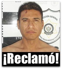 2 - 1 policia municipal la paz MIGUEL ANGEL VEGA FERNÁNDEZ 13 MAYO 2013