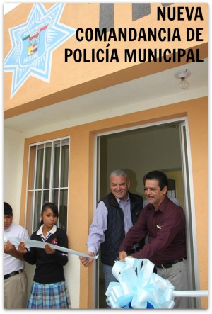 2 - 1 vizcaino nueva comandancia de policia