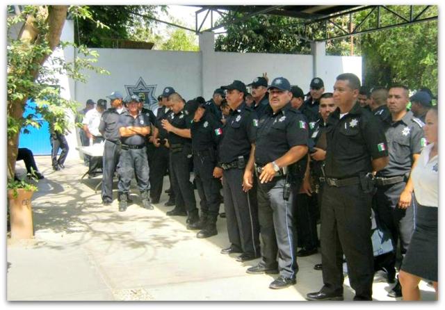 2 - 1 antidoping a policias de los cabos