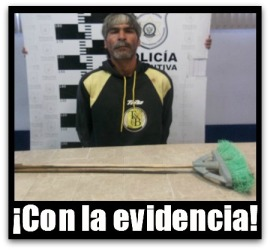 2 - 1 BENJAMIN LOPEZ GONZALEZ GOLPEO A SU ESPOSA