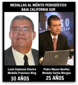 2 - 1 medallas periodistas