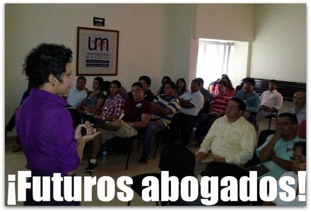 2 - 1 abogados estudiantes se preparan universidad mundial