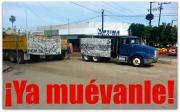 2 - 1 camiones materialistas que ya trabajen por favor