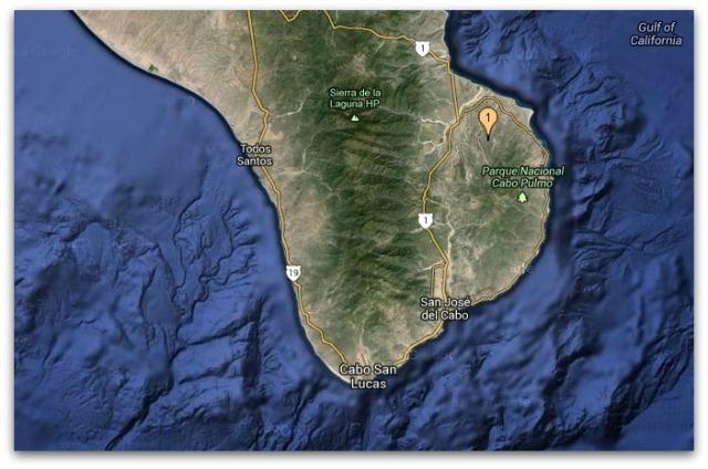 2 - 1 ocurrio sismo en los cabos