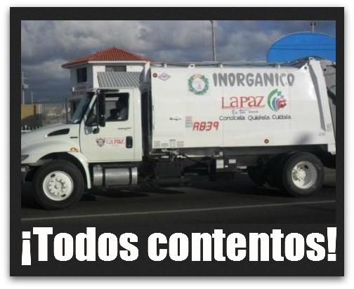 2 - 1 camion recoleccion basura