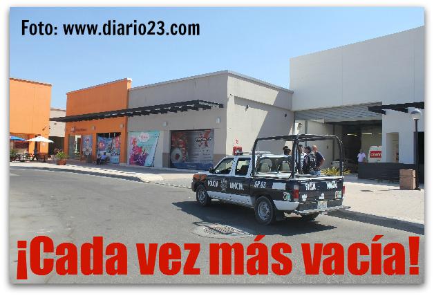 2 - 1 the shoppes la paz policia