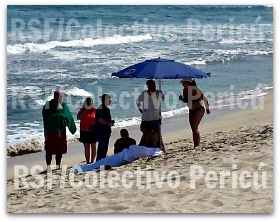 2 - 1 turista ahogado playa