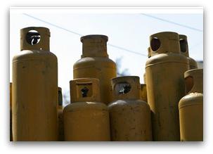 2 - 1 tanque de gas