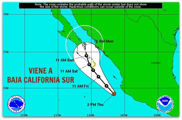 2 - 1 tormenta lorena primer aviso