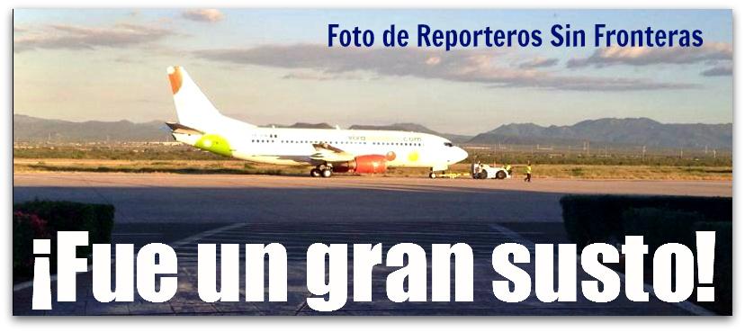 linea aerea aerobus: