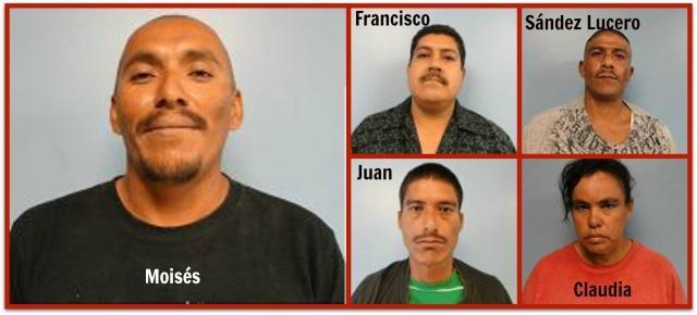 2 - 1 detenidos con droga la paz bcs