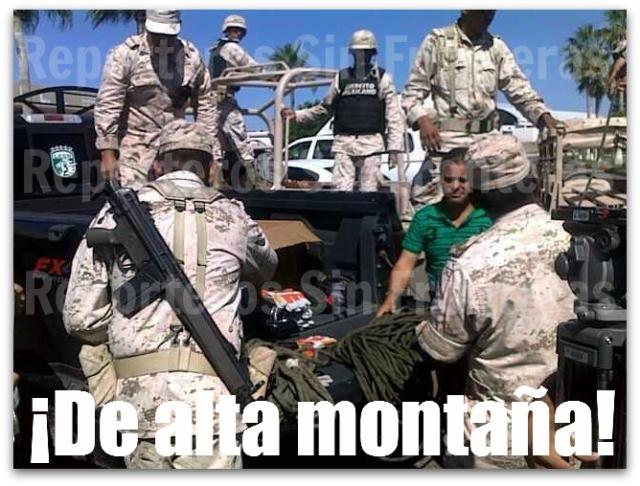 2 - 1 rescate de alta montaña en loreto - para colectivo pericu