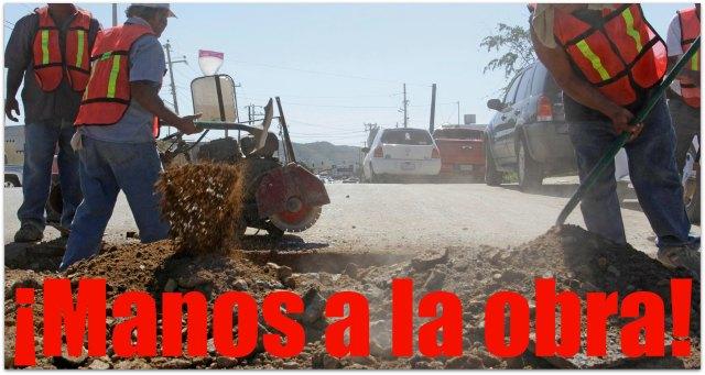 2 - 1 cabo san lucas reparacion de calles