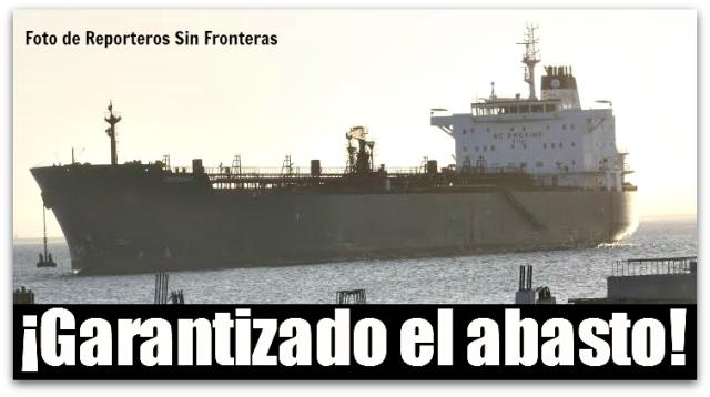 2 - 1 barco de gasolina