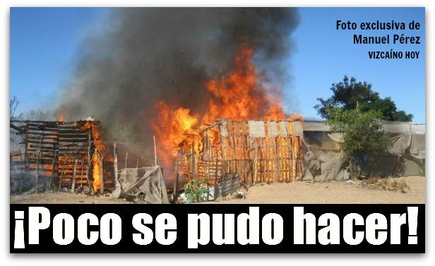 2 - 1 incendio vivienda el vizcaino