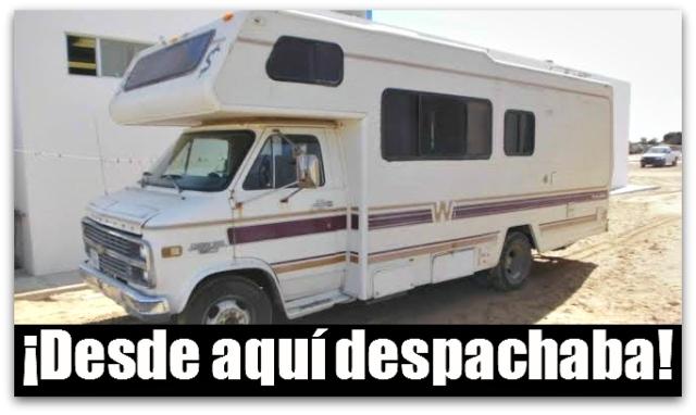 2 - 1 motor home narcotienda