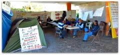 2 - 1 planton palacio de gobierno profesores bcs