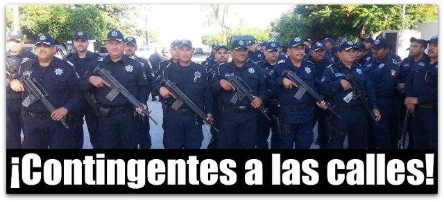 2 - 1 policia de la paz bcs