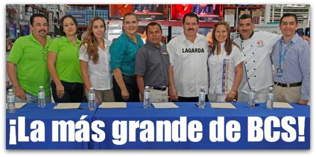 2 - 1 rosca de reyes anuncia lagarda 2014
