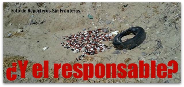 2 - 1 sangre muestras abandonadas la paz