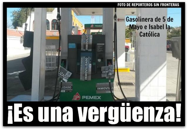 2 - 1 accion de profeco gasolinera