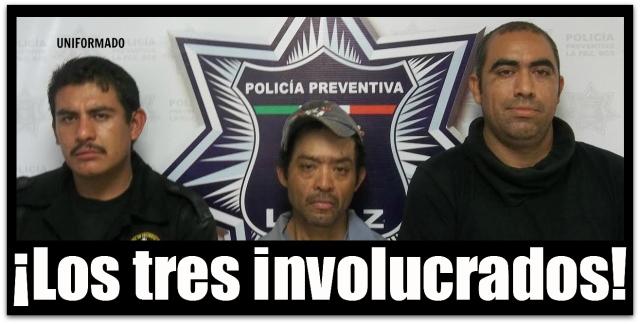 2 - 1 aerocalifornia bodegas policia ladron