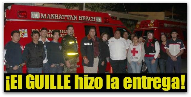 2 - 1 ambulancias santa rosalia